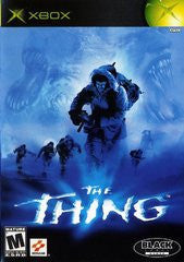 The Thing for Xbox Game