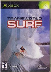 Transworld Surf for Xbox Game