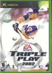 Triple Play 2002 for Xbox Game