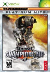 Unreal Championship for Xbox Game