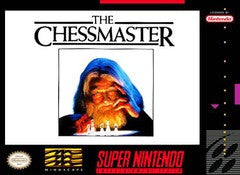 Chessmaster for Super Nintendo Game