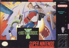 Jim Power for Super Nintendo Game