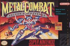 Metal Combat for Super Nintendo Game