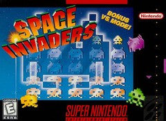 Space Invaders for Super Nintendo Game