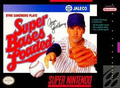 Super Bases Loaded for Super Nintendo Game