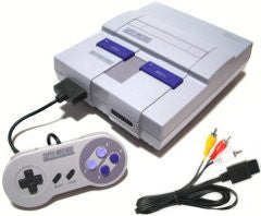 Super Nintendo System for Super Nintendo System