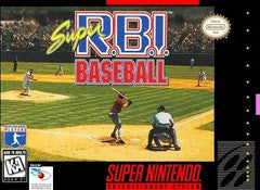 Super RBI Baseball for Super Nintendo Game