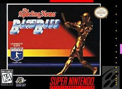 The Sporting News Baseball for Super Nintendo Game