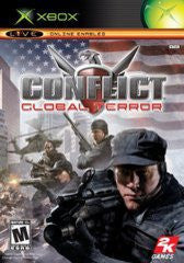 Conflict Global Terror for Xbox Game