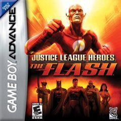 Justice League Heroes Flash