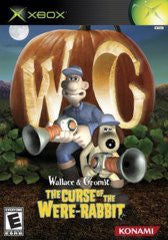 Wallace and Gromit Curse of the Were Rabbit for Xbox Game