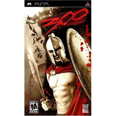 300 March to Glory for PSP Game