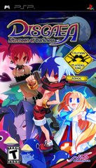Disgaea Afternoon of Darkness for PSP Game