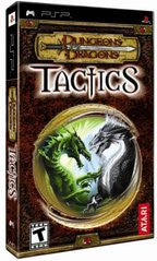 Dungeons & Dragons Tactics for PSP Game