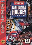 ESPN National Hockey Night for Sega Genesis Game