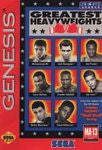 Greatest Heavyweights for Sega Genesis Game