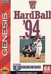 HardBall 94 for Sega Genesis Game