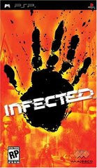 Infected for PSP Game