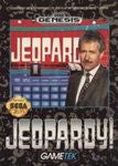 Jeopardy for Sega Genesis Game