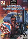 Lethal Enforcers for Sega Genesis Game