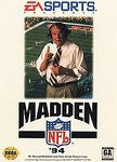 Madden NFL '94 for Sega Genesis Game