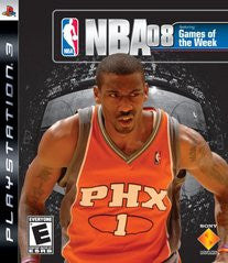 NBA 08 for Playstation 3 Game