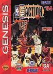 NBA Action 94 for Sega Genesis Game