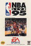 NBA Live 95 for Sega Genesis Game