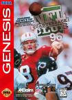 NFL Quarterback Club 96 for Sega Genesis Game
