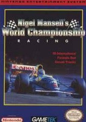 Nigel Mansell's World Championship Racing for NES Game