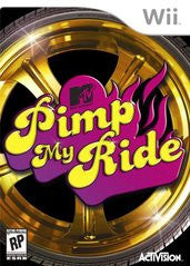 Pimp My Ride for Wii Game