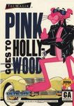 Pink Panther Goes to Hollywood for Sega Genesis Game