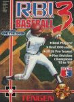 RBI Baseball 3 for Sega Genesis Game
