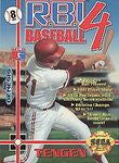 RBI Baseball 4 for Sega Genesis Game