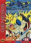 Ren and Stimpy Stimpy's Invention for Sega Genesis Game