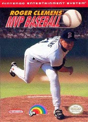 Roger Clemens' MVP Baseball for NES Game