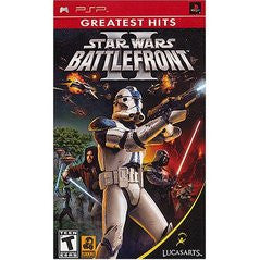 Star Wars Battlefront II for PSP Game