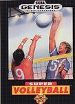 Super Volleyball for Sega Genesis Game