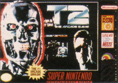 T2 The Arcade Game for Super Nintendo Game