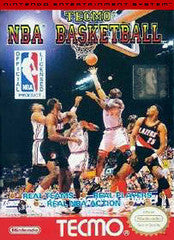 Tecmo NBA Basketball for NES Game