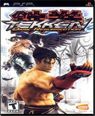 Tekken Dark Resurrection for PSP Game