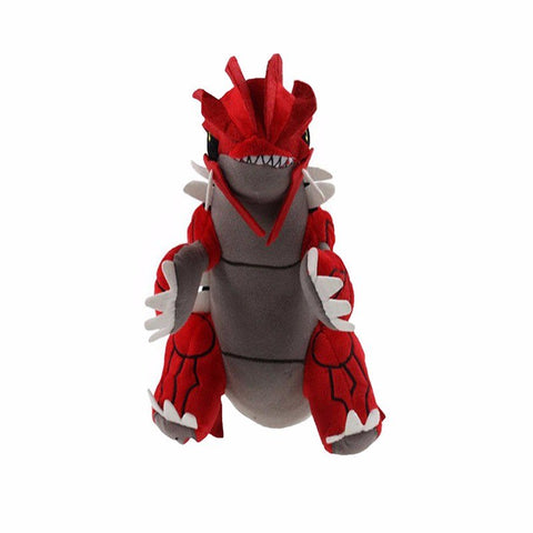 "Pokemon Groudon LG 12"" Plush"