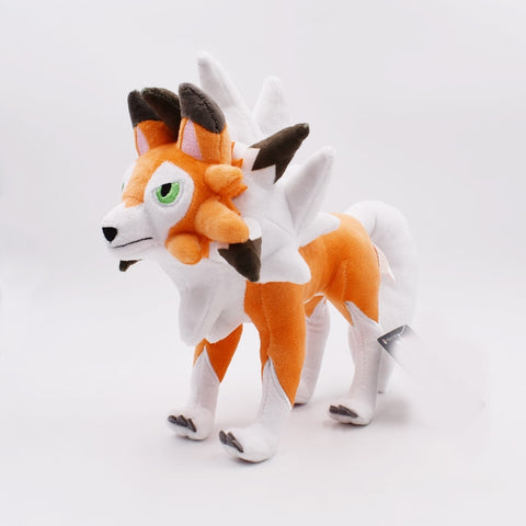 Pokemon Lycanroc 10 Inch Plush