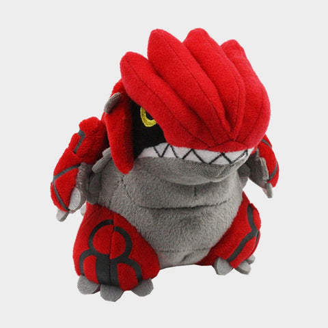 "Pokemon Groudon SM 6"" Plush"