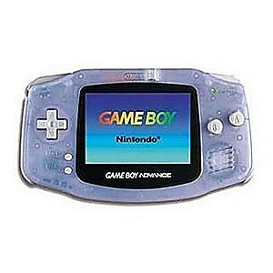 Glacier Game boy Advance
