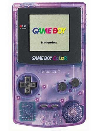 Atomic Game Boy Color