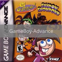 Image of Fairly Odd Parents Shadow Showdown original video game for GameBoy Advance classic game system. Rocket City Arcade, Huntsville Al. We ship used video games Nationwide