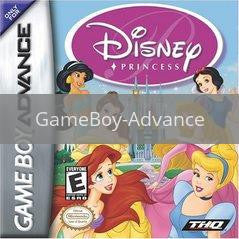 Image of Disney Princess original video game for GameBoy Advance classic game system. Rocket City Arcade, Huntsville Al. We ship used video games Nationwide