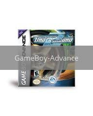Image of Need for Speed Underground 2 original video game for GameBoy Advance classic game system. Rocket City Arcade, Huntsville Al. We ship used video games Nationwide