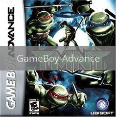 Image of TMNT original video game for GameBoy Advance classic game system. Rocket City Arcade, Huntsville Al. We ship used video games Nationwide
